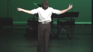 The Show Must Go On - Chaz Wolcott - The Newsboys' Variety Show