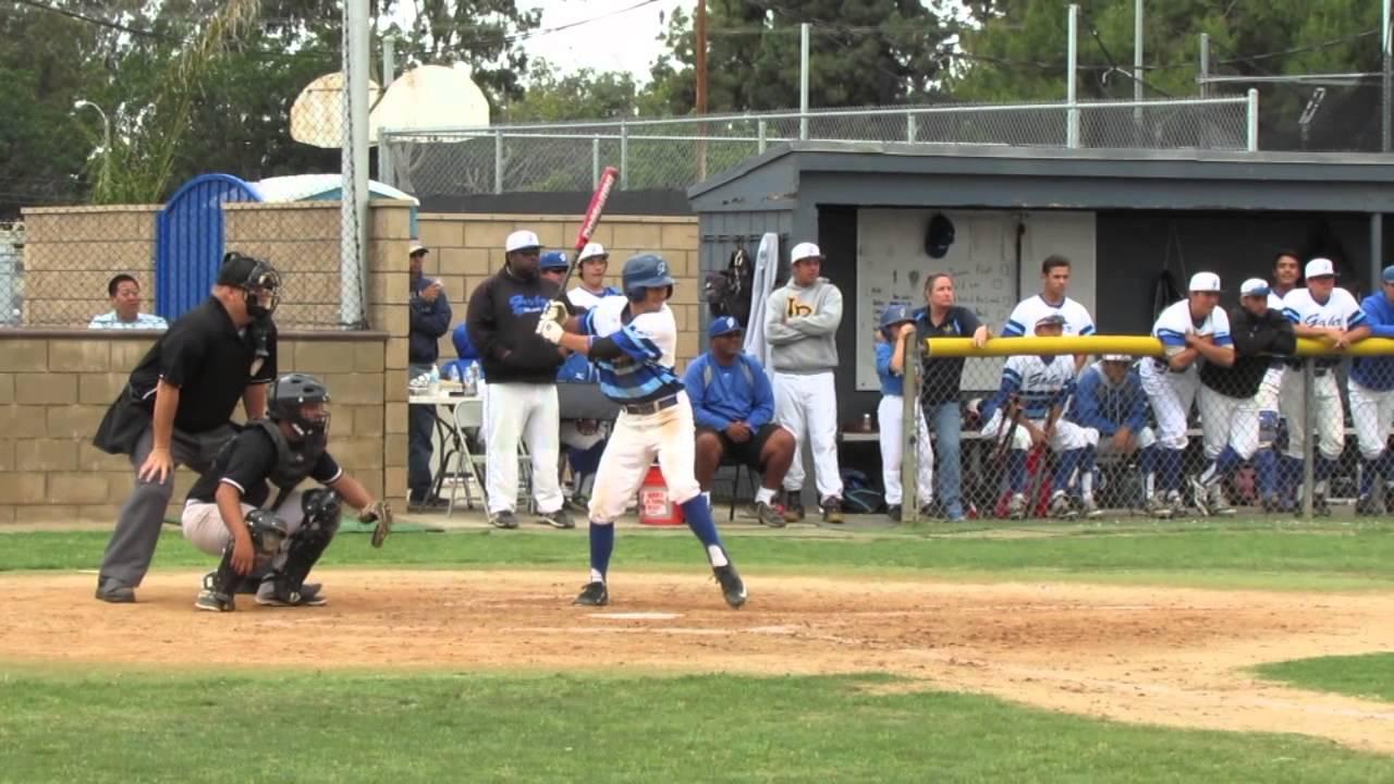 CIF High School Baseball: Gahr vs. Pacifica - YouTube
