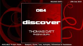 Thomas Datt - Phoenix Burn (Original Mix)