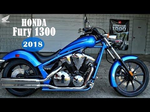 Detailed 2018 Honda Fury 1300 Specs & Review