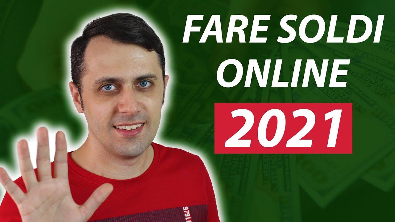 modi per fare soldi online nel 2021 siti di investimento bitcoin affidabili