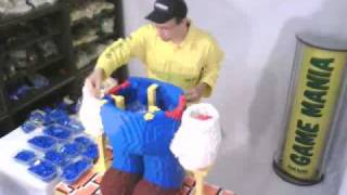 Repeat youtube video Biggest LEGO Mario ever built - Grootste LEGO Mario ooit
