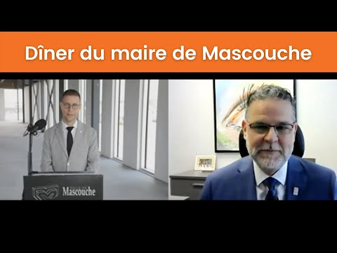 Dîner du maire de Mascouche