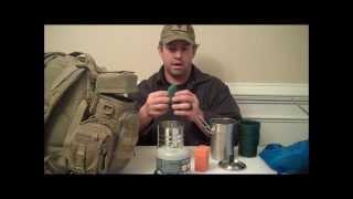 Mark Sanders  Blackout 33 Stanley Cook Kit Review with Burner