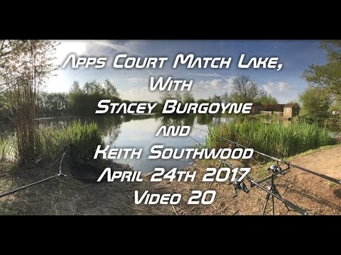 Carp Fishing At Apps Court (Video 20)