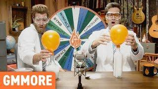Inflating A Balloon Using Baking Soda and Vinegar