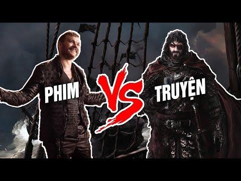 Game of Thrones - EURON GREYJOY nguy hiểm như thế nào?