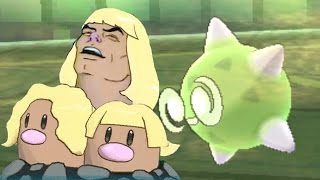 Alolan Dugtrio is Fabulous | Pokemon Sun & Moon Wifi Battle