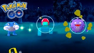 RARE Pokemon Catching Spree Ep2! Pokemon Go Rare Hunt! Porygon, Koffing, Poliwrath & More!