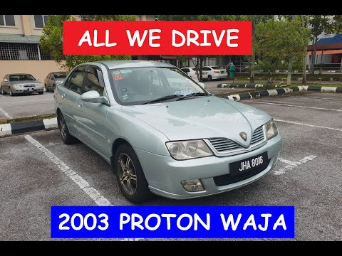 2003 Proton Waja The Review. thumbnail
