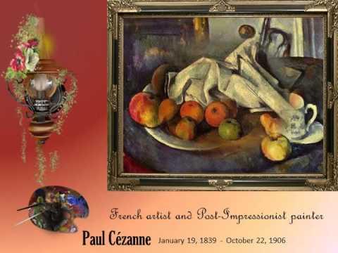 Cézanne's Apples