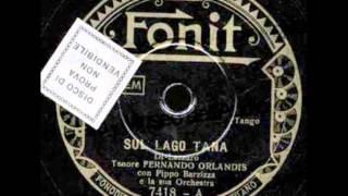 Fernando Orlandis - Sul lago Tana (con testo)