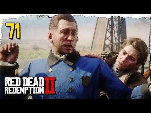 Let's Play Red Dead Redemption 2 Part 71 - Prison Break [Blind PS4 Gameplay] thumbnail
