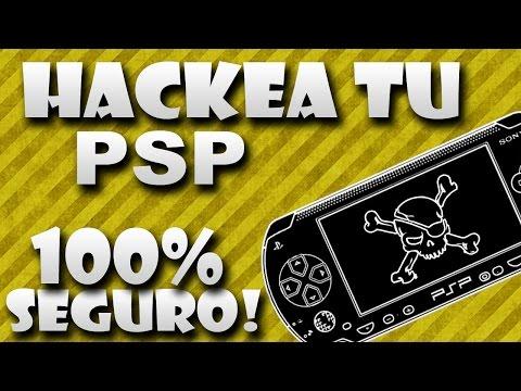 Como Hackear un PSP {Facil, Rapido Y Seguro} 100% PlayStation Portable