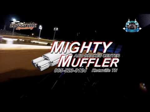 #29c Joey Cotterman - Open Wheel - 4-14-17 Crossville Speedway - In-Car Camera