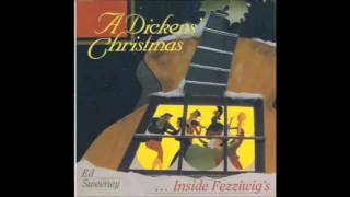 Ed Sweeney~A Dickens' Christmas...Inside Fezziwig's~ 1988