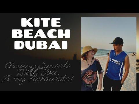 #kitebeach #dubai #expats BEACH TIME BEFORE SUNSETS   Momshie AppleDale