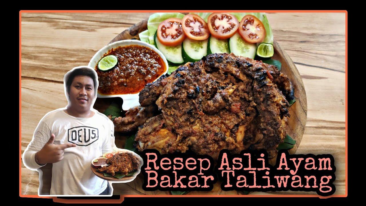 Download Cara Membuat Ayam Taliwang || Resep Asli Ayam Bakar Taliwang Terbaru 2021