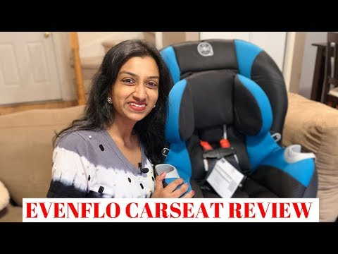 Evenflo Tribute LX Convertible Vehicle Seat Review