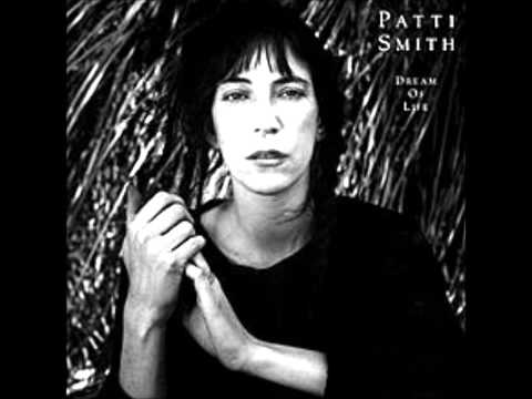 Patti Smith- Going Under (Lyrics)