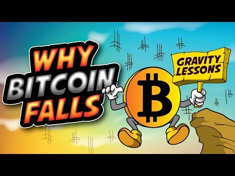 Why Bitcoin's Price Continues to Fall