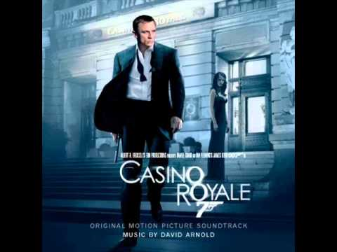 James Bond Casino Royale Soundtrack - Miami International