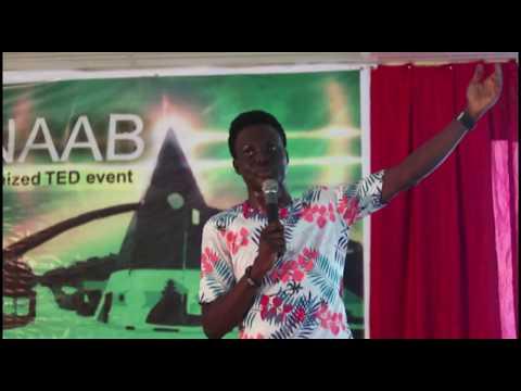 Making the legit the major | Olufemi Oduneye | TEDxFUNAAB