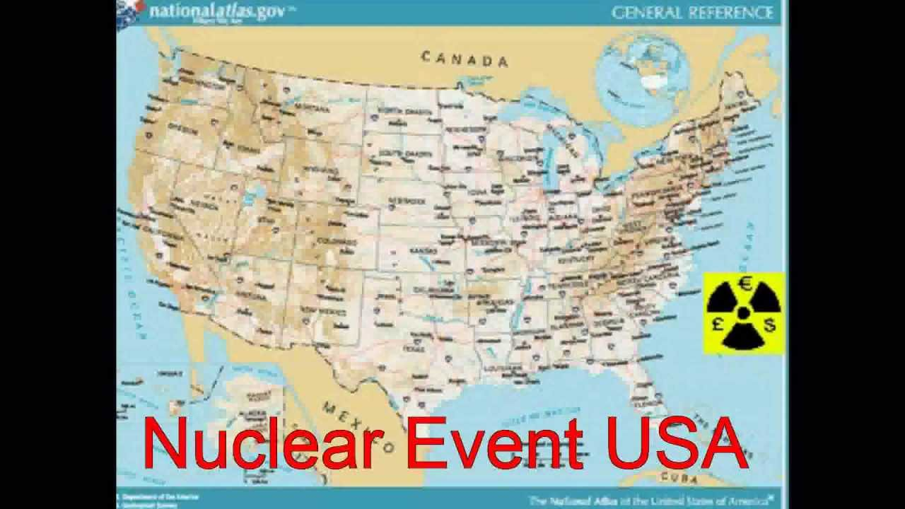 Nuclear Event USA Seabrook Nuclear Power Plant New Hampshire - Map of all nuclear power plants in the us