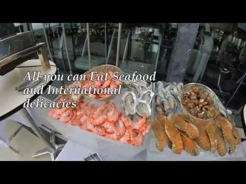 Centara Grand Phratamnak Royal Thai Seafood Buffet