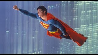 Christopher Reeve Superman Tribute Animation