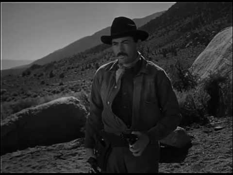 The Gunfighter 1950  Gregory Peck Movies  Western Movie