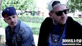 """Rockin Squat & Rocca : """"Le monde c'est mon quartier et la rue c'est mon boulevard !"""" [Interview 1 / 2]"""