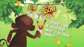 Go Bananas Trailer - Game App For iPhone/iPad or Android Mobile Device