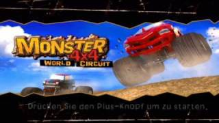 Monster 4x4 World Circuit - *EverWii-One* (German)