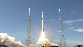 video: SpaceX Starlink launch sets a new record