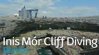 Inis Mór Cliff Diving Dé Domhnaigh 9/7 4.20pm thumbnail