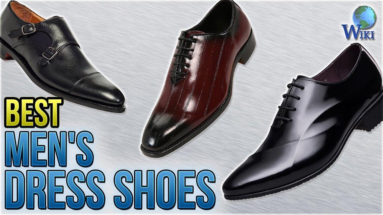 10 Best Men's Dress Shoes 2018 - YouTube