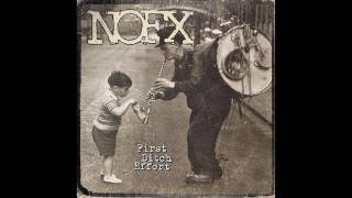 nofx first ditch effort full album 2016