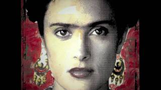frida soundtrack portrait with hair down