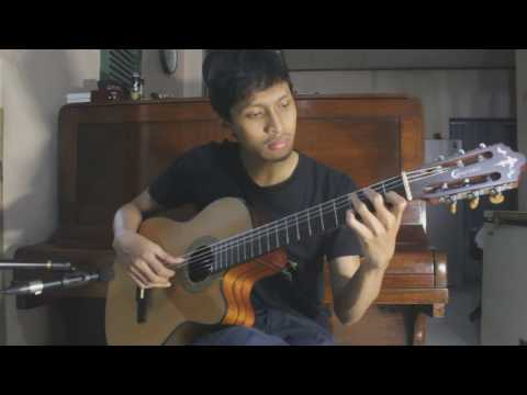 The Ataris - The Saddest Song | Fingerstyle Guitar