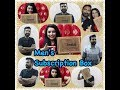 India's First  *Men's Subscription Box*  |Unboxing Krate Box |  Gift for Him