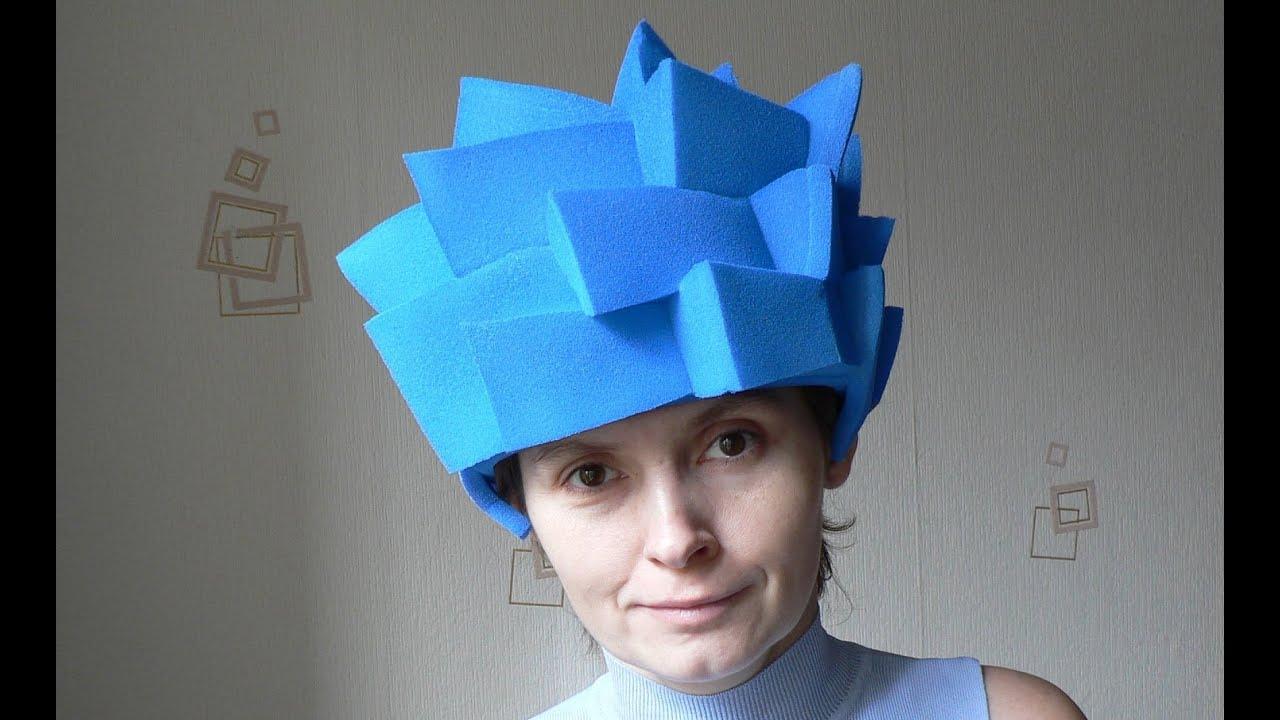 Как делать шапку 58