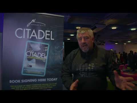 Big Phil Campion @ CITADEL Book Launch