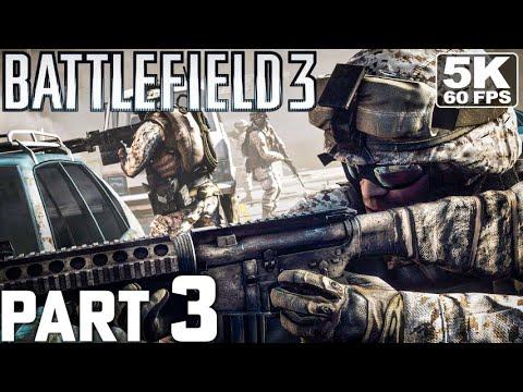 Download BATTLEFIELD 3 Gameplay Part 3 - AL BASHIR (5K 60FPS) FULL GAME