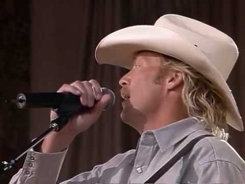 Alan Jackson - Little Man (Live at Farm Aid 2000)