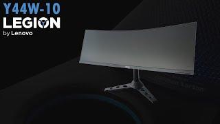 [Cowcot TV] Présentation écran LENOVO LEGION Y44W-10
