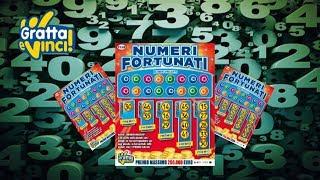 Gratta & Vinci -  Proviamo i Numeri Fortunati!