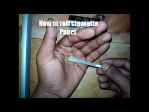 How To Roll #OCB Paper