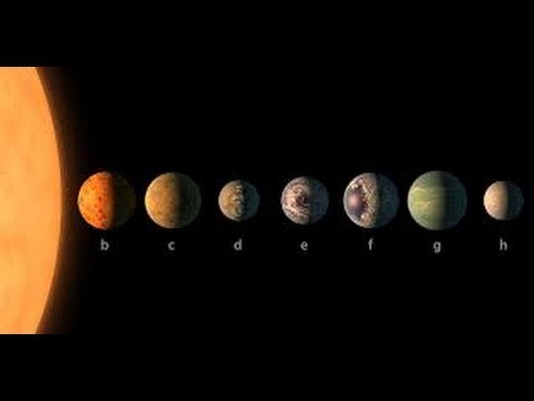 7 Exo Planets Discovered on Trappist 1  NASA Press Conference 22022017