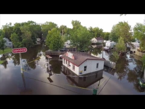 Extreme Weather: Flash-Flooding Devastates Minnesota, Other Midwest States